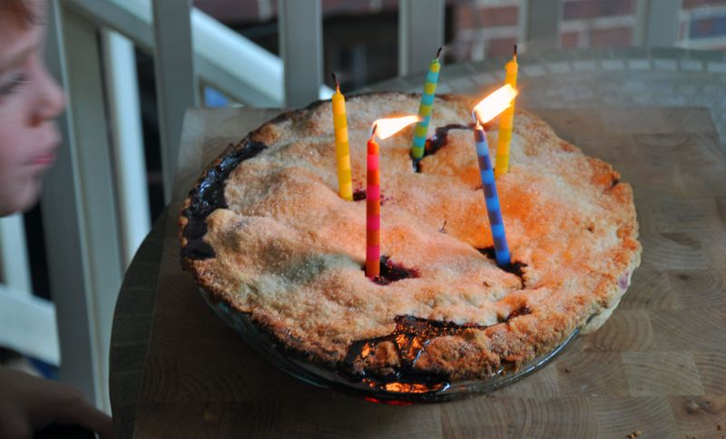 Chloe's pie