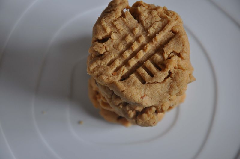 PB cookie stack