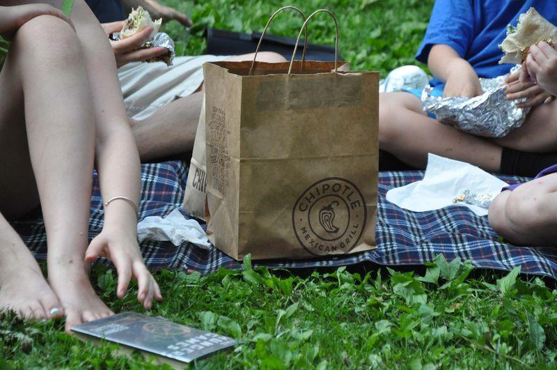 Chipotle picnic
