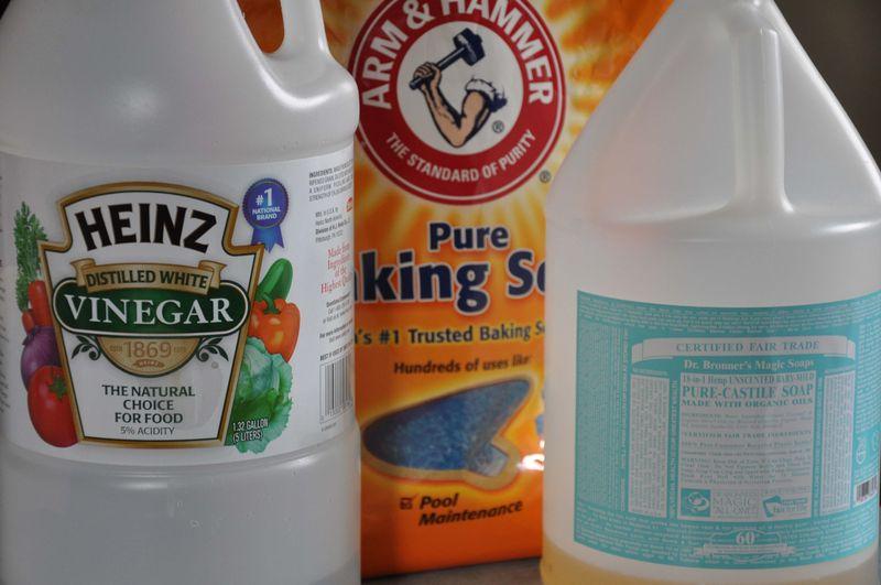 Scrub ingredients