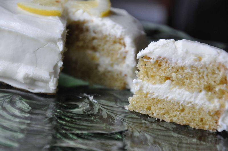 Lemon Cake Squared