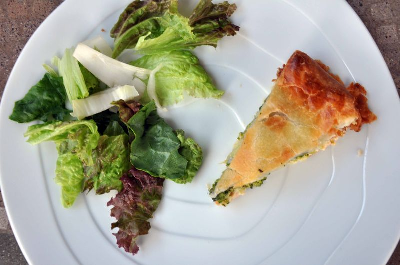 Broccoli pie