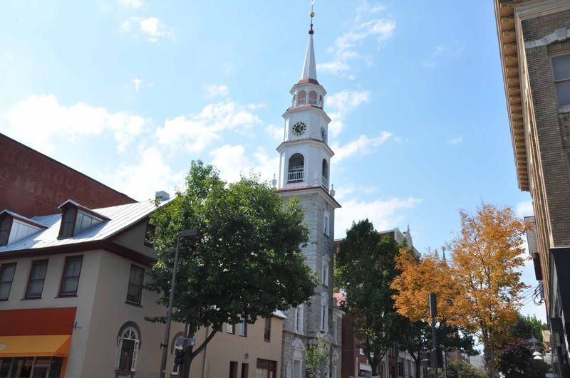 Frederick church