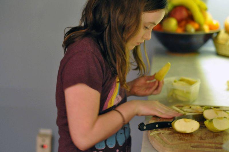 Chloe slicing 1