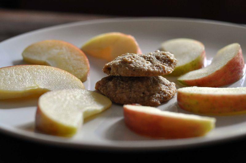Cookies and honeycrisps